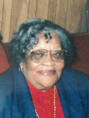 Photo of Hazel Mae Daniels