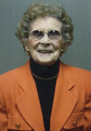 Photo of Betty June Hawk