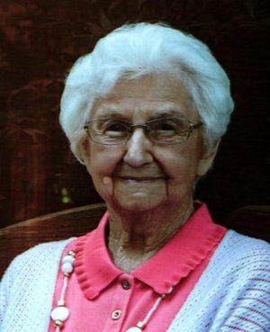 Photo of Agnes Elizabeth Cochran