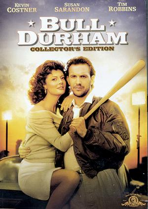 Movie jacket for the Bull Durham Collector's Edition.