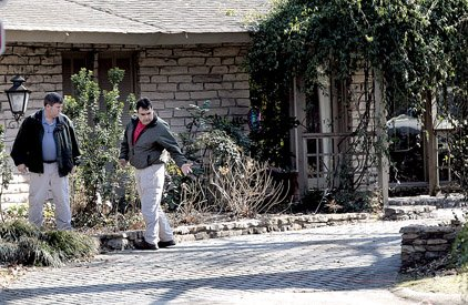 investigators-on-friday-examine-the-west-memphis-home-of-trent-pierce-who-was-critically-injured-in-an-explosion-wednesday