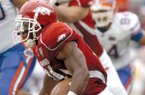 Arkansas senior tailback Michael Smith is looking forward to a big season for the Razorbacks.