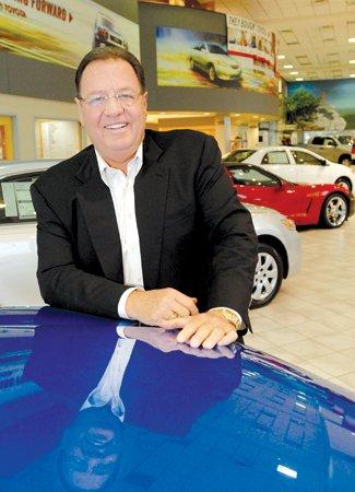 Texas Auto Center >> front¢er: Steve Landers