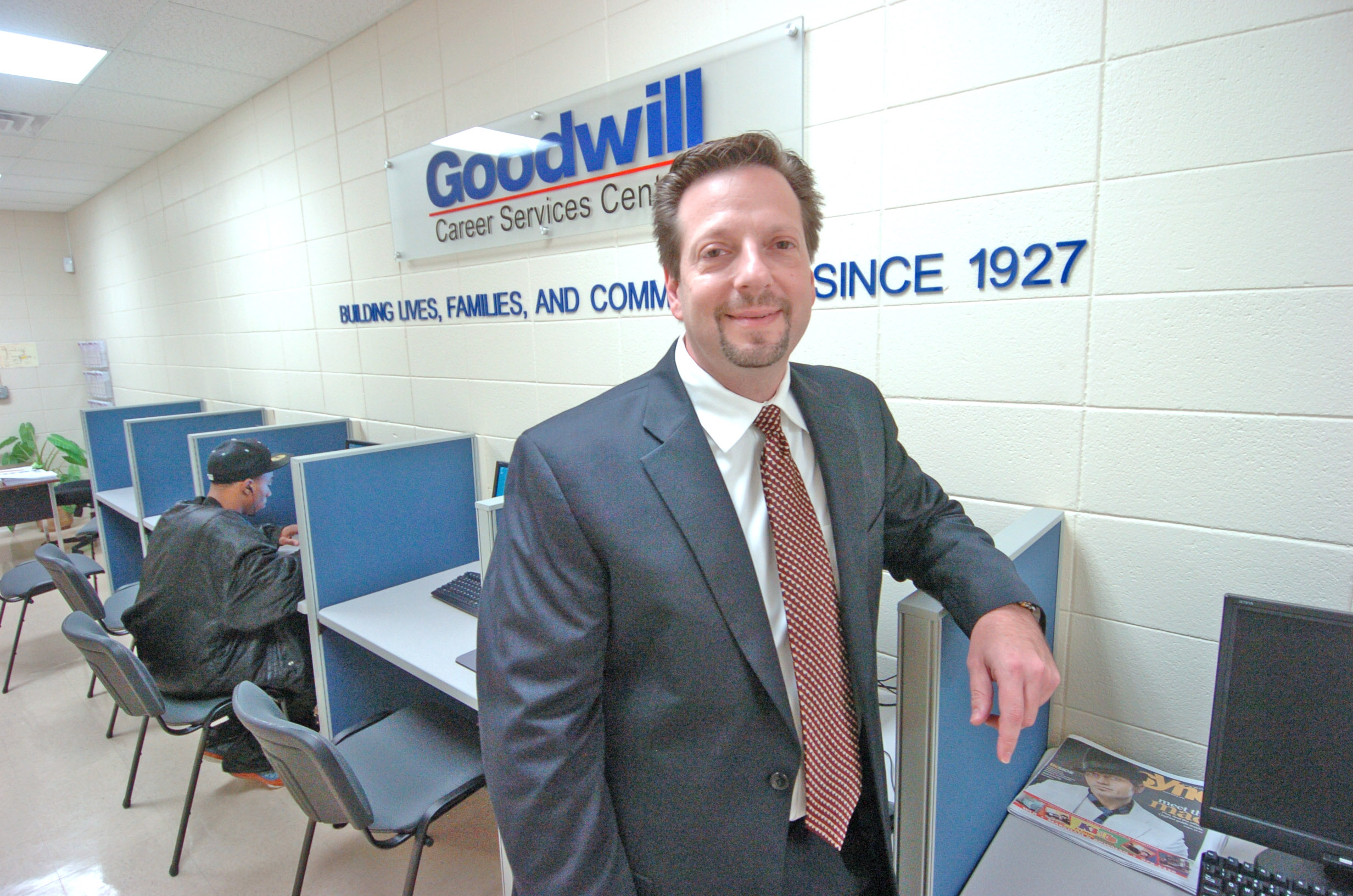 Brian Itzkow... Goodwill