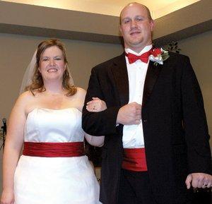 Mr. and Mrs. Jeffrey Jones