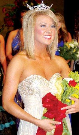 Columns For Sale >> Russellville native wins Miss Tech 2010