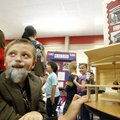 "Dressed as Judge Isaac Parker, ""The Hanging Judge,"" Westside Elementary School fourth-grader Aidan ..."