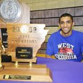 Fayetteville guard Taylor Cochran signed a national letter of intent with the University of West Ge...