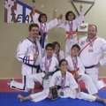 Rogers Tae Kwon Do brought home 31 medals, including 11 gold, from the National Progressive Taekwond...
