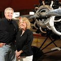 Warren Jones, director of the Arkansas Air Museum, and event chairwoman Nancy Young are working to p...