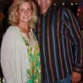 La Fiesta sponsors Mandy and Bryan Hunt help support The New School.