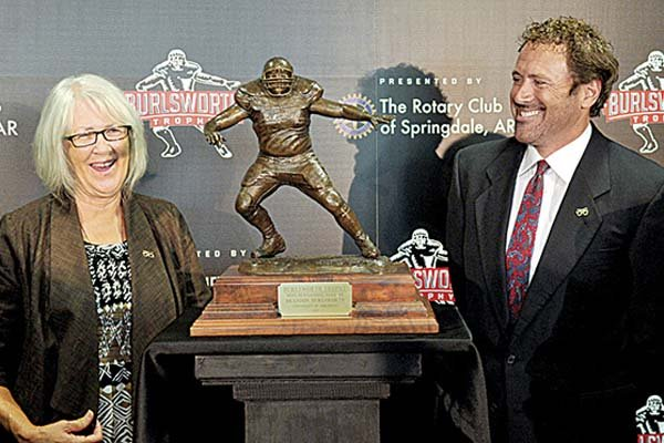 New award honors Burlsworth