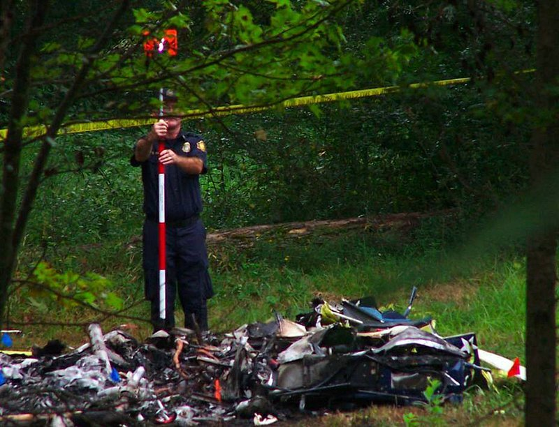 3 die in medical helicopter crash in central Arkansas