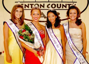 Benton County Fair Royalty