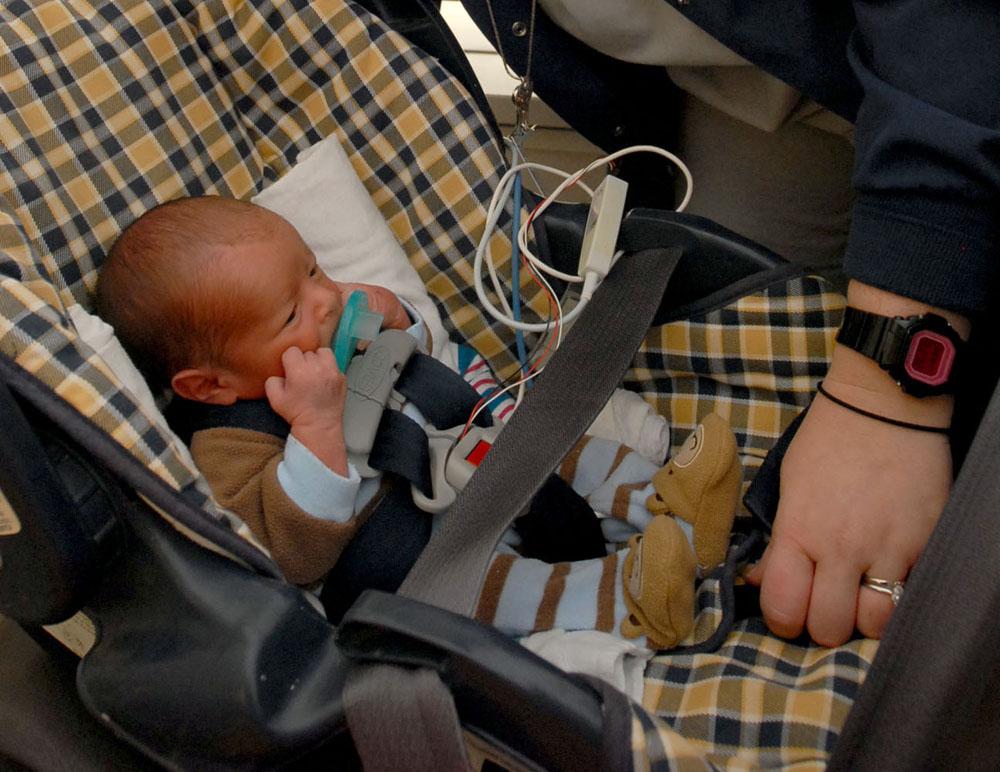 Premature Baby Car Seat
