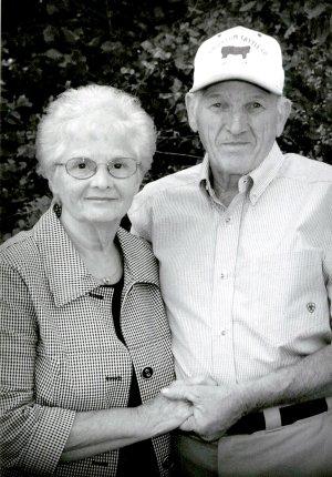 Gwen and Gary Singleton
