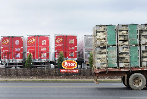Trucks For Sale In Arkansas >> Tyson Foods increasing worker pay at 51 of its chicken plants