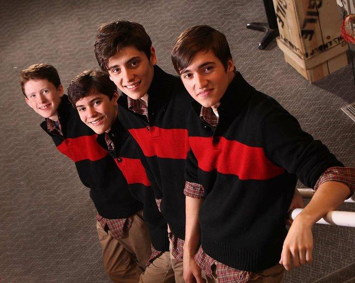 The Harmonizing Four Harmonizing Four When They Ring Them Golden Bells