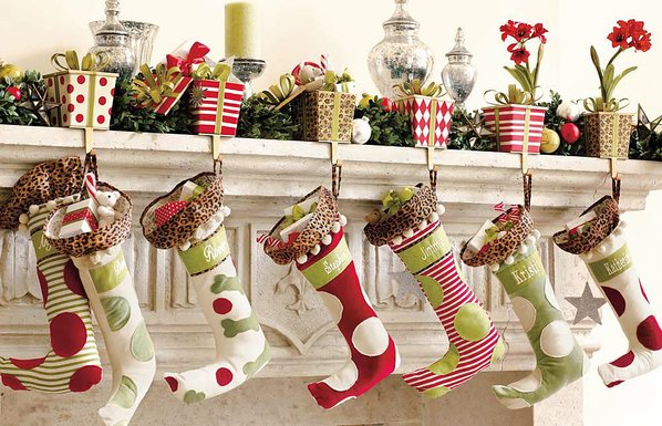Knock your socks off Stockings | NWADG