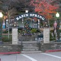Eureka Springs plans a fundraising campaign to pay for the renovation of Basin Spring Park, a gather...