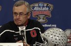 Ohio State Coach Jim Tressel says the five starters facing suspensions have pledged to return for their senior seasons.