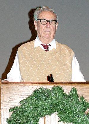 Rev. Jack Austin