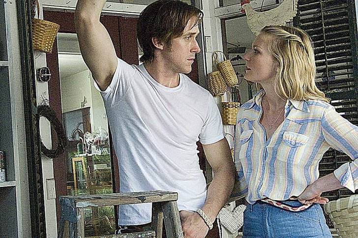 David Marks (Ryan Gosling) tries living the simple life in bucolic