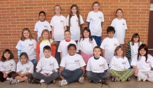 Gentry Intermediate Character Kid T-Shirt WInners