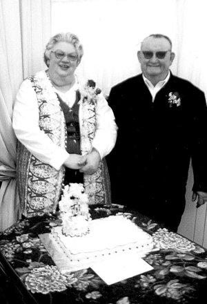Loreta and Budgy Talbot
