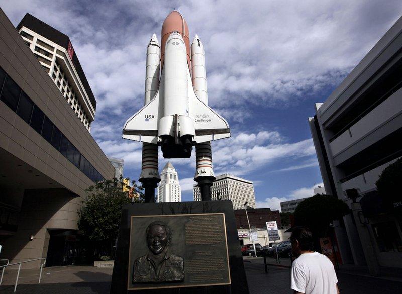 Astronauts – in Memoriam