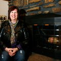 Becky Schaffer of Saving Grace explains why she finds peace in her living room.