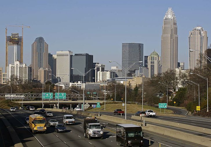 charlotte nc skyline with 88578 on Charlotte North Carolina Aerials 2015 further Aerial View Of Charlotte City Skyline At Sunset Alexandr Grichenko also Nba Owners Unanimously Voted Charlotte Bobcats Name Change To Charlotte Hor s also Cm9vZiB0b3A as well 3692553308.