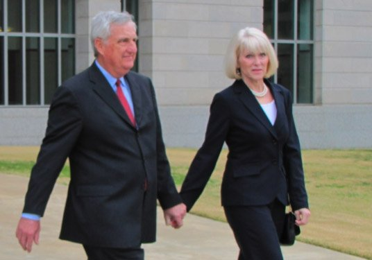 lu-hardin-and-his-wife-mary-leave-the-federal-courthouse-in-little-rock-on-march-7-shortly-after-lu-hardin-entered-guilty-pleas-on-charges-of-wire-fraud-and-money-laundering