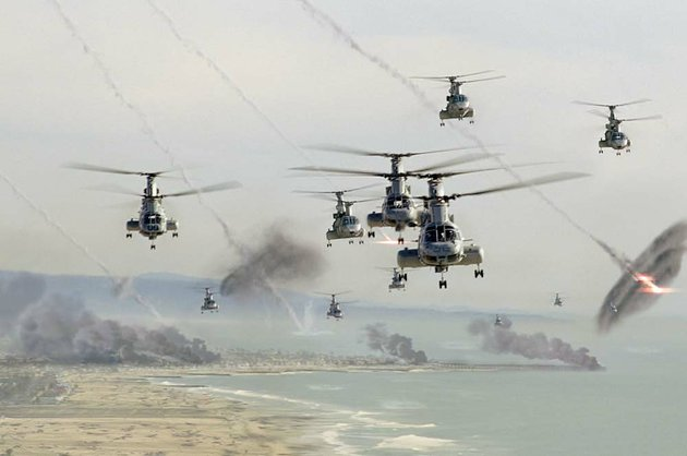 us-marine-helicopters-respond-to-a-first-strike-by-aliens-in-battle-los-angeles