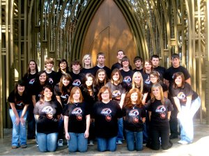 Gravette High School Select Choir