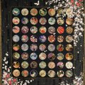 "Among quilts created by Margie Langanke is ""Japanese Gardens,"" which won Viewers' Choice in the 2009..."