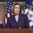 ... Minority Leader Nancy Pelosi voted against the spending bill Thu