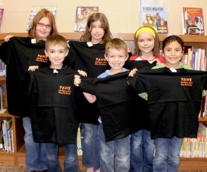 PAWS Students at Gravette were Macayla Foster, Logan Smith, MaKenna Anderson, Joshua Welty, Reese Hamilton and Julissa Sanchez.