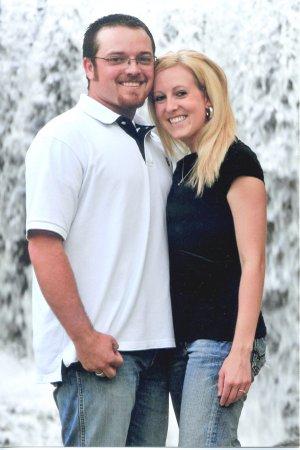 Jeris Jarvis and Becky Greene