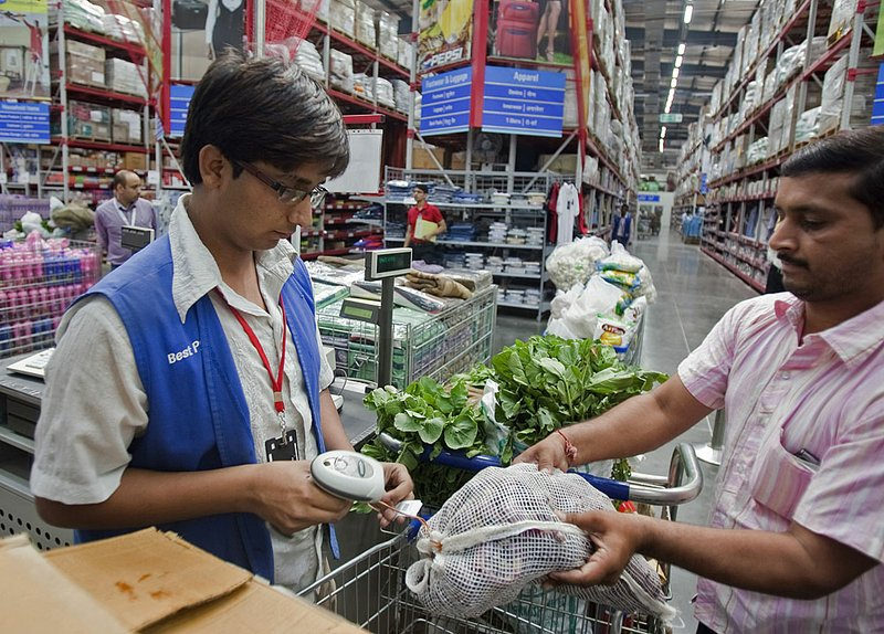 Rules force retailer to go wholesale in India