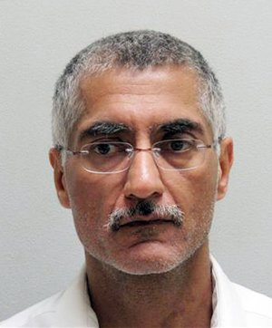 FILE - This file photo released Aug. 18, 2009, by the Pulaski County Sheriff's Office shows  Dr. Randeep Mann. In a court filing Tuesday, June 29, 2010, prosecutors say Mann's alleged drug distribution led to the February 2009 bombing of Dr. Trent Pierce, who survived the attack at his West Memphis, Ark., home.