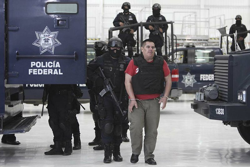 Cartel on ropes, Mexico says