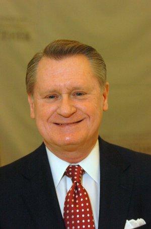 Arkansas Democrat-Gazette/STEVE KEESEE 3/22/11 G. David Gearhart ...