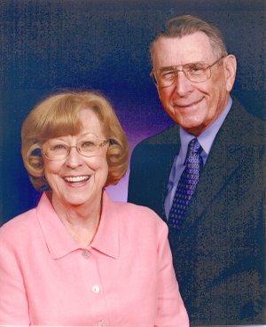 Jane and Al Dunagin