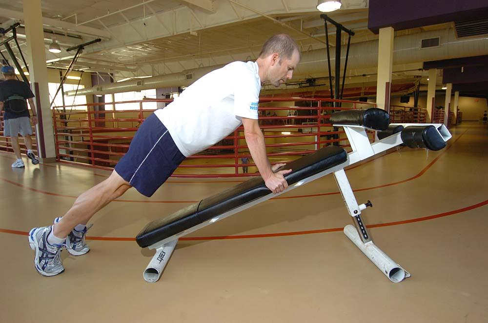 weight lift machine