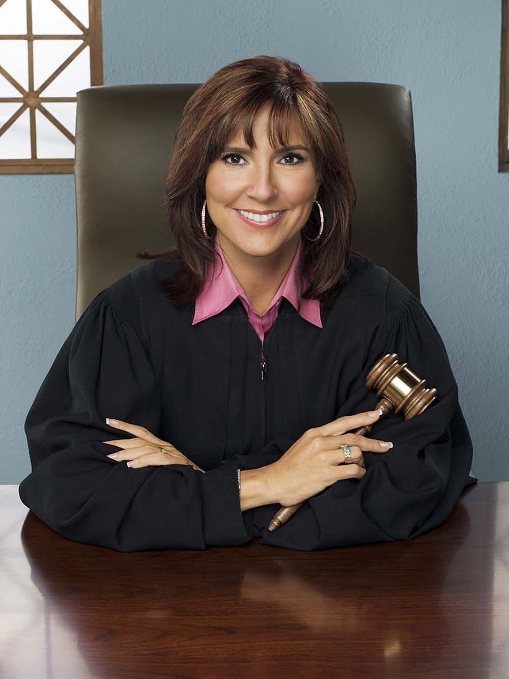 The People S Court Season 11 Judge Marilyn Milian Photo