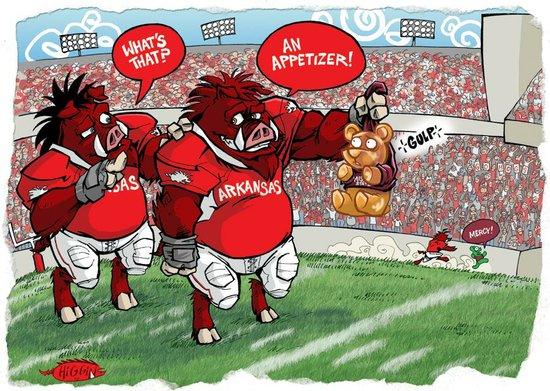 Image Result For Arkansas Vs Auburn