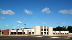 The new Decatur Assembly of God church building will be dedicated on Sept. 11.