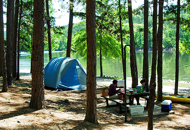 Top 10 Best Camping Sites Photo Gallery