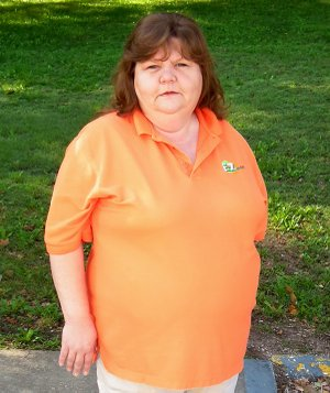 Kathy Pound begins her weight loss journey.